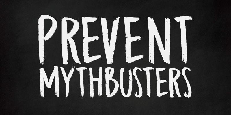 PreventMyths